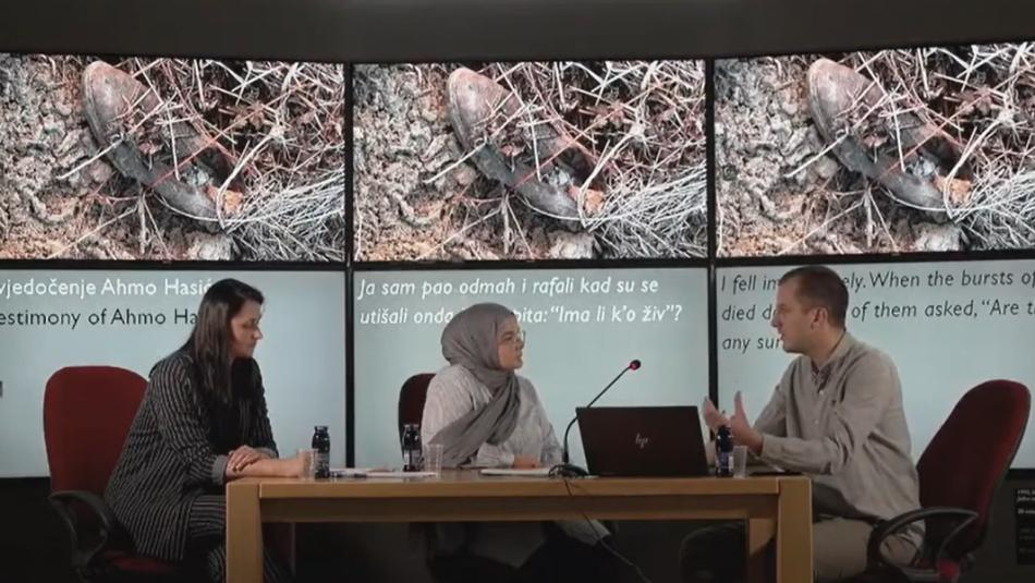 """<p style=""""font-weight: 400;"""">Memorijalni centar Srebrenica je danas bio domaćin diskusije """"Komunikacije i Memorijalni centar Srebrenica: Naučene lekcije"""" na kojoj su govorili<span></span><span>Almasa</span><span></span>Salihović, Mirela Osmanović i Nedim Jahić. Diskusija je bila prilika za razgovor o unapređenju digitalnih komunikacija, predstavljanje nove web-stranice, ali i perspektivamabudućeg unapređenja aktivnosti podizanja svijesti o genocidu u Srebrenici.</p> <p></p> <p>""""Zahvalni smo na saradnji koju ostvarujemo s medijima. Svakodnevno komuniciramo sa dvadesetak novinara i novinarki iz vodećih bosanskohercegovačkih medija, te su nam oni stalni oslonac kako bi se priča o Srebrenici čula dalje. Također, podigli smo nivo komunikacija i saradnje sa međunarodnim medijima, gdje im osiguravamo prevode, izvore informacija i kontakte. Zahvaljujući podršci BH Telecoma osnaženi su kapaciteti za pristup internetu u prostoru Memorijalnog centra, što značajno olakšava rad i komunikaciju, ali i viši nivo organizacije događaja koji se oslanjaju na online pristup i povezivanje sa svijetom. Jednostavno, da bi Memorijalni centar i Srebrenica bili tema kojom se bavimo tokom cijele godine izuzetno je značajno da realiziramo nove aktivnosti, te da istraživačkim radom i prenošenjem informacija stvaramo sadržaj koji će donijeti novost za javnost. Nadam se da je to prepoznato ida smo u tome postigli napredak"""", poručuje<span></span><span>Almasa</span><span></span>Salihović, portparol Memorijalnog centra Srebrenica.</p> <p></p> <p>U posljednjih godinu dana Memorijalni centar Srebrenica je bio domaćin bh. premijere filma """"Quo vadis, Aida"""", pripremljeno je pet novih izložbenih postavki, a u toku je i značajna rekonstrukcija objekta. Uz podršku Vlade Ujedinjenog Kraljevstva kroz projekat """"Istina, dijalog, budućnost"""" je realizirano nekoliko obuka tima Memorijalnog centra, a finalizirana je i nova verzija web-stranice.</p> <p></p> <p>""""Imali smo čast, ali i veliku odgovornost da učestvujemo """
