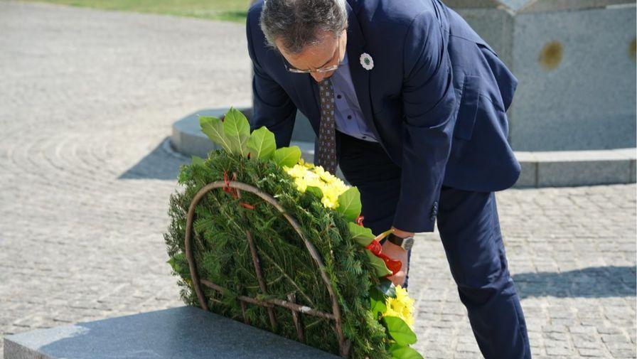 Miguel Berger danas je posjetio Memorijalni centar Srebrenica