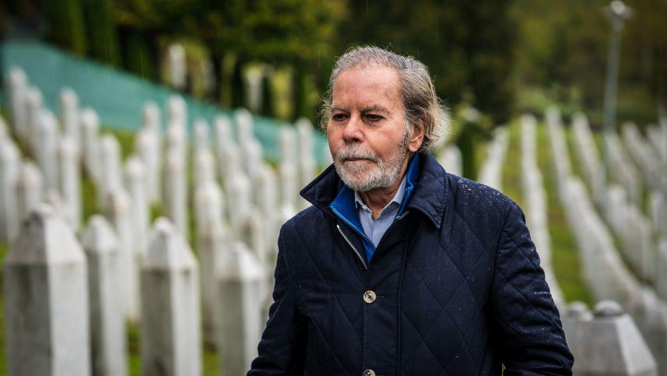Diego Arria: Osjećam se kao bolje ljudsko biće svaki put kad posjetim Srebrenicu