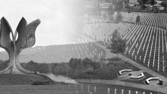 Srebrenica Memorial's historic message for Jasenovac anniversary