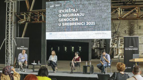 Memorijalni centar Srebrenica objavio preglede negiranja genocida