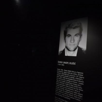 Memorial Room - Personal Stories